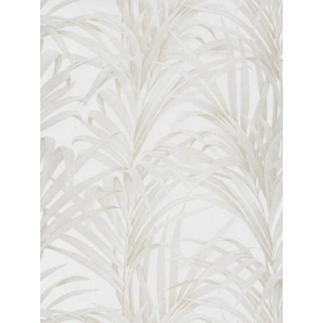 Papier peint Fougères beige - LOUISE - Casadeco