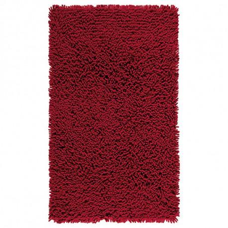 FIN DE STOCK - Tapis de bain NEVADA rouge - Aquanova