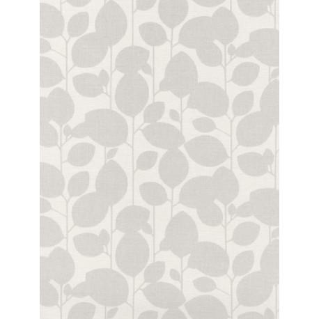 Papier peint à motif Branchage beige/gris - SWING - Caselio