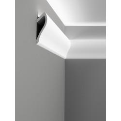 Cimaise ou corniche d'éclairage indirect Shade - Collection ULF MORITZ Luxxus - ORAC DECOR