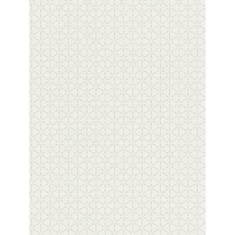 Papier peint Graphic crème et gris - Rasch - 518269