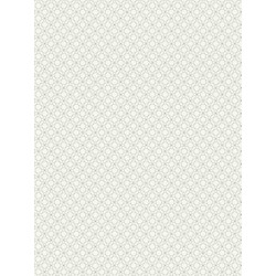 Papier peint intissé scandinave motif géométrique gris - BJORN - AS CREATION