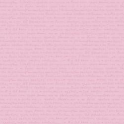 Papier peint pour enfant WORDS, rose PRETTY LILI, CASELIO