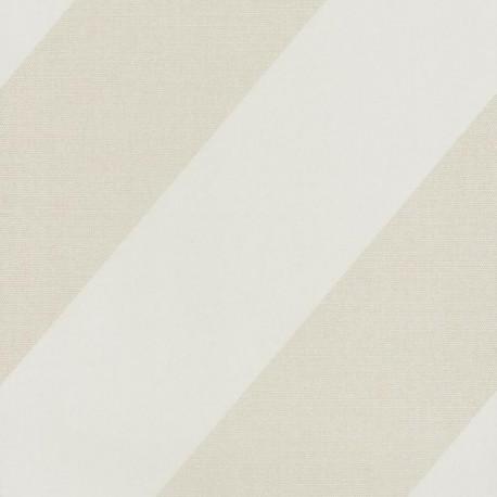 Papier peint Oblique blanc et doré - HELSINKI - Casadeco - HELS82061114