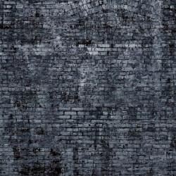 Panoramique mur de briques XXL - Factory III - Rasch