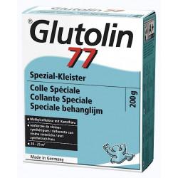 Colle à papiers peints vinyles et spéciaux. GLUTOLIN 77 200gr - DECOTRIC