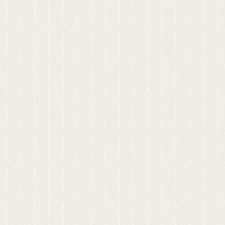 Papier peint Filament gris argenté - BELLE EPOQUE - Casadeco - BEEP82269124