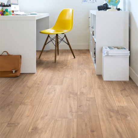 Quick-Step Sol stratifié Classic - Minuit chêne naturel