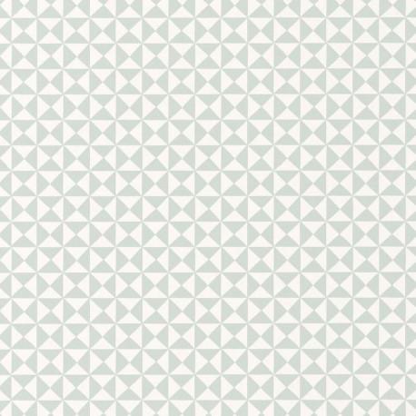 Papier peint Géométrique bleu - HAPPY DREAMS - Casadeco - HPDM82786118