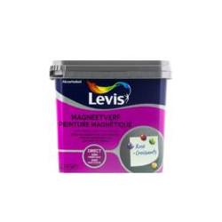 Peinture magnétique LEVIS - direct sans sous-couche - 0,5L