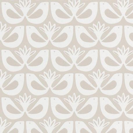 Papier peint FREEDOM beige- HYGGE - CASELIO