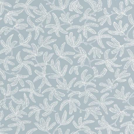Papier peint Cocoon vert d'eau - HYGGE - Caselio - HYG100577029