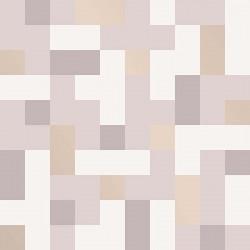Papier peint ALBY violet - TERENCE CONRAN - LUTÈCE
