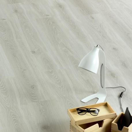 ALSAFLOOR - Lames stratifiées à clipser Osmoze - Chêne gris 448