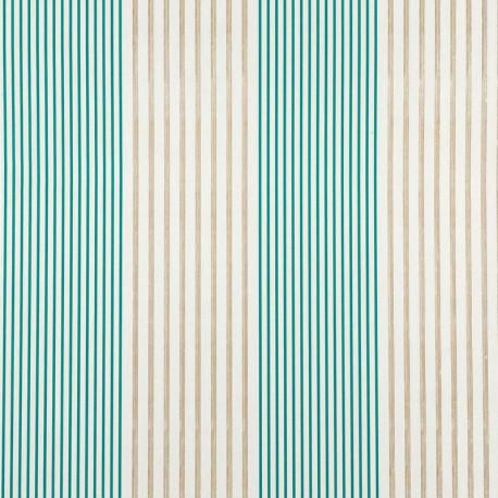 Papier peint Filbert bleu anglais - PORTFOLIO - Casamance - 74010370