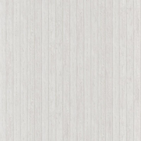 Papier peint intissé BORDAGE blanc - Collection RIVAGE - CASADECO