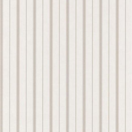Papier peint intissé LEXINGTON beige - Collection RIVAGE - CASADECO