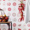 Papier peint Smoothie rouge - AU BISTROT D'ALICE - Caselio - BIS100648010