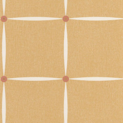 Papier peint Funk orange doré - MOOVE - Caselio MVE101362121