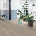 """QUICK STEP - Livyn Pulse Click - Lames PVC à clipser """"PUCL40105 chêne coton gris chaleureux"""" (résistant)"""