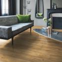 """QUICK STEP - Livyn Pulse Click - Lames PVC à clipser """"PUCL40094 chêne pique-nique naturel chaleureux"""" (résistant)"""