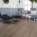 """QUICK STEP - Livyn Pulse Click - Lames PVC à clipser -""""PUCL40078 chêne vignoble marron"""" (résistant)"""