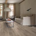 """QUICK STEP - Livyn Balance Click - Lames PVC à clipser """"BACL40026 chêne cottage gris brun"""" (résistant)"""