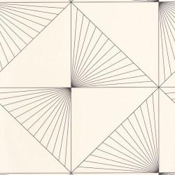 Papier peint Sunset Noir Blanc -MOONLIGHT- Caselio MLG101069006