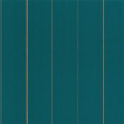 Papier peint Peaceful bleu madura or -GREEN LIFE- Caselio GNL101726122