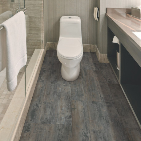 "CORETEC Essentials, STONE - Lames PVC clipsables - "" 50LVT1801 Petrified Forest"""