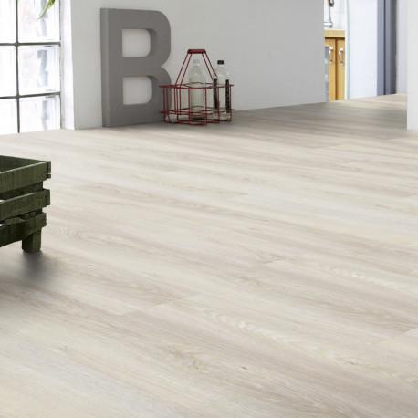 Revêtement PVC - Largeur 4m - parquet French oak gris clair - Exclusive 240 Tarkett
