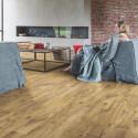 """QUICK STEP - Livyn Balance Click - Lames PVC à clipser """"BACL40029 châtaignier vintage naturel"""" (résistant)"""