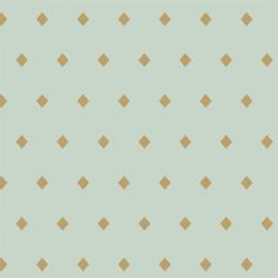 Papier peint Talisman vert doré -MYSTERY- Caselio MYY101627112