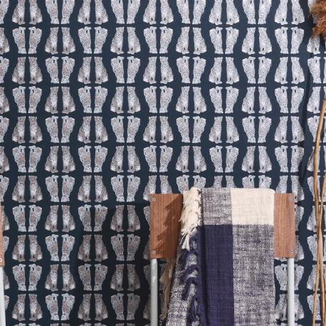 Papier peint Tau Sapphire -OMBRA- Masureel OMB201