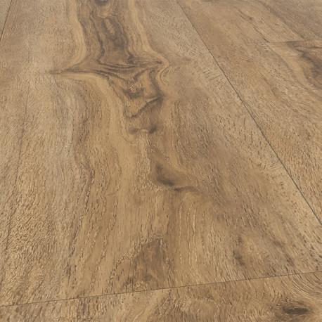 """FALQUON Wood """" P1004 Riley """" chêne naturel - lames vinyles à clipser The Floor"""