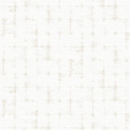 Papier peint Fiction Blanc -UTOPIA- Casadeco UTOP85150121