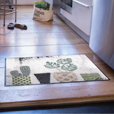 Tapis de propreté - Paillasson cactus KAKTEEN - EFIA