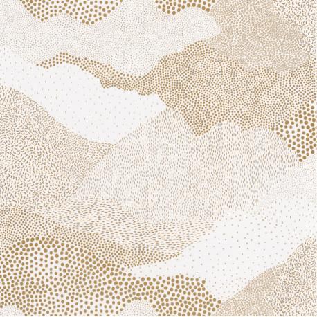 Graham /& Brown Boutique Ivoire Twist Effet Métallique En Relief Lavable Papier Peint