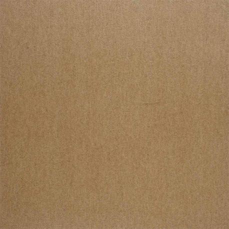 Papier peint à motif DANDY UNI GALLANT marron B72340762 - BLOSSOM - Casamance