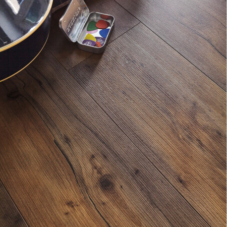 Sol stratifié Mississippi wood 6404 LD 150 - Meisterdesign laminate