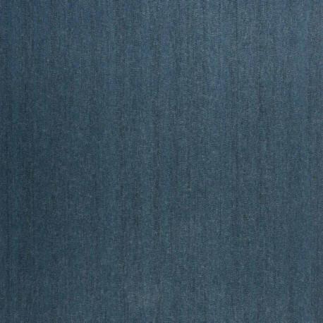 Papier peint Dandy Uni Gallant bleu marine- BLOSSOM - Casamance - B72341584