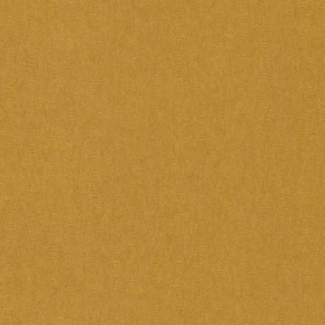 Papier peint Dandy Uni Gallant Pollen jaune - BLOSSOM - Casamance - B72342272