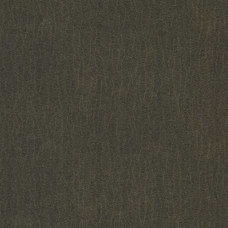 Papier peint Dandy Uni Gallant noir doré - BLOSSOM - Casamance - B72342374