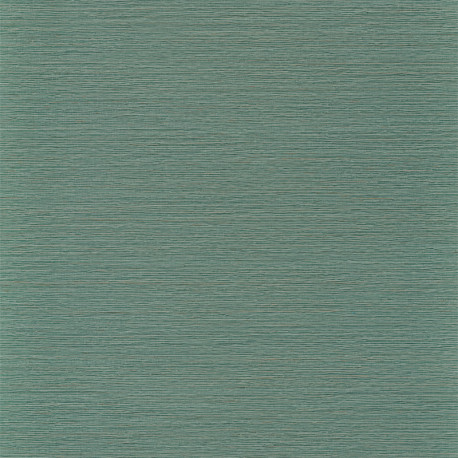 Papier peint Malacca vert d'eau - MANILLE - Casamance - 74642344