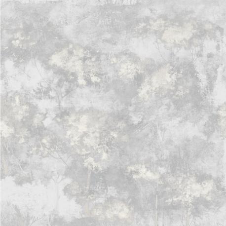 Panoramique Selva gris et doré - PANORAMAS - Casamance - A74110190