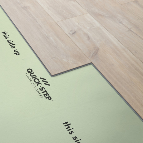 Sous-couche livyn COMFORT isolation acoustique - spéciale sol PVC à clipser - QUICK STEP