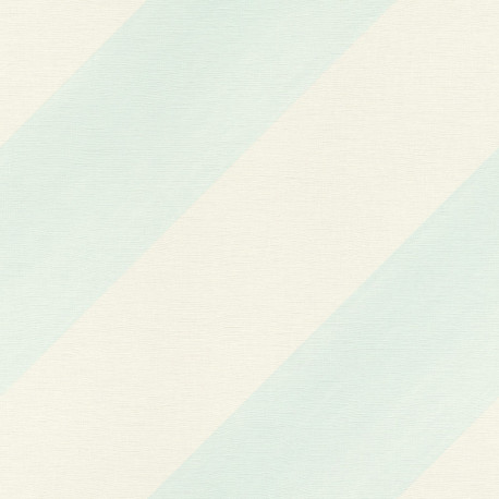 Papier peint Rayure bleu - BAMBINO - Rasch - BBN531602