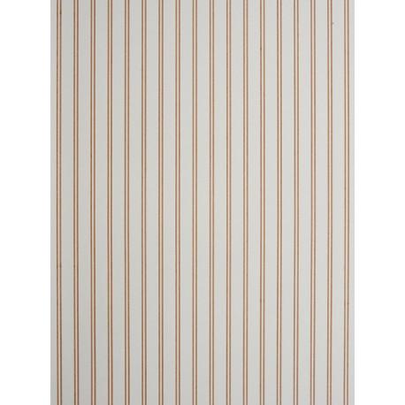 Papier peint Rayures marron clair - CHANTILLY - Casadeco - CHT22981109