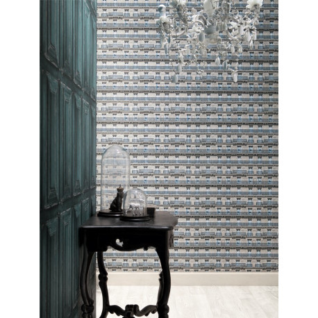 Papier peint Balcon beige - METAPHORE - Caselio - MTE65616010
