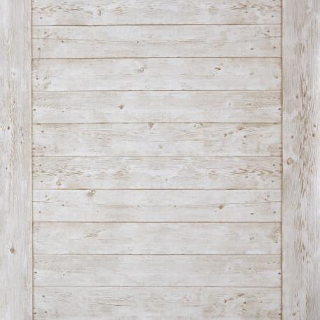 Papier peint Echelle Bois beige - METAPHORE - Caselio - MTE65571010